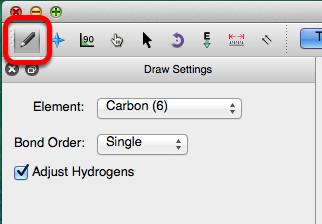Drawing Molecules - Avogadro